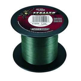 SpiderWire Stealth Braid - Moos-Grün 0,14 mm/10,2 kg je 100m