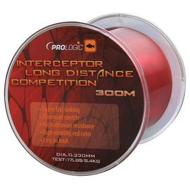 ProLogic Interceptor Competition Long Distance Red 300m